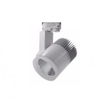 Προβολέας LED τροχιάς για ράγα φωτισμού - 7W - 6500K - 765321