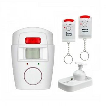 Συναγερμός μπαταρίας με τηλεχειριστήρια - 105db - 081006