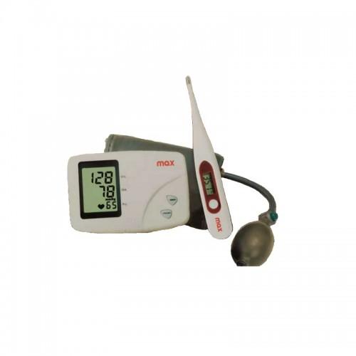 Πιεσόμετρο μπράτσου και ψηφιακό θερμόμετρο - 1358 - 827202