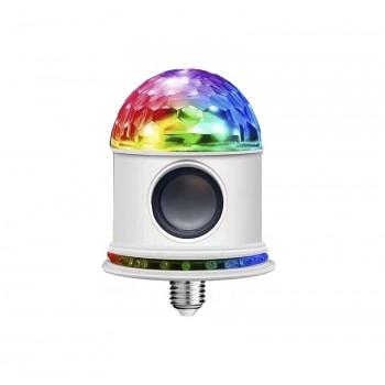 Φωτορυθμικό - Λάμπα Ε27 – Bluetooth Magic Ball - RGB - 235987