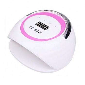 Φουρνάκι νυχιών UV/LED - F8 - 86W - 631262