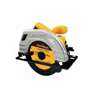 Δισκοπρίονο - Electric Saw - 185mm - 1400W - Worksite - 611543